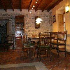 Отель Casa Del Tesoro Кангас-де-Онис питание