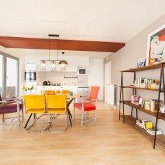 Апартаменты Sweet Inn Apartments Argent Брюссель развлечения