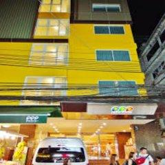Отель Patra Boutique Бангкок городской автобус