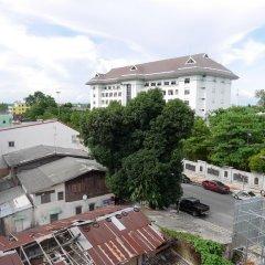 Отель Hello KR Mansion парковка