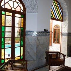Отель Palais d'Hôtes Suites & Spa Fes Марокко, Фес - отзывы, цены и фото номеров - забронировать отель Palais d'Hôtes Suites & Spa Fes онлайн вид на фасад
