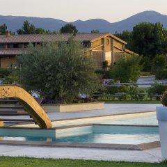 Отель Il Baio Relais Natural Spa Италия, Сполето - отзывы, цены и фото номеров - забронировать отель Il Baio Relais Natural Spa онлайн бассейн