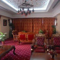 Arbella Hotel Sharjah интерьер отеля