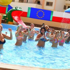 Отель King Tut Aqua Park Beach Resort - All Inclusive детские мероприятия