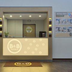 Отель B&B Hotel Leipzig-Nord Германия, Нордост - отзывы, цены и фото номеров - забронировать отель B&B Hotel Leipzig-Nord онлайн интерьер отеля фото 2