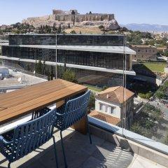 Отель COCO-MAT Athens BC Афины балкон