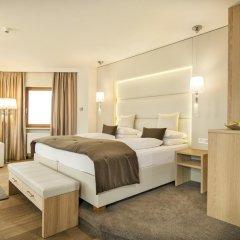 Small & Beautiful Hotel Gnaid Тироло комната для гостей фото 3