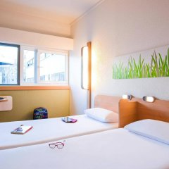 Отель ibis budget Paris Porte de Pantin комната для гостей фото 4