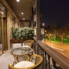 Museum Hotel Orbeliani Тбилиси балкон