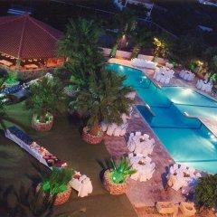 Отель Klonos - Kyriakos Klonos Греция, Эгина - отзывы, цены и фото номеров - забронировать отель Klonos - Kyriakos Klonos онлайн бассейн