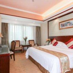 Отель Vienna International Hotel Zhongshan Torch Zone Китай, Чжуншань - отзывы, цены и фото номеров - забронировать отель Vienna International Hotel Zhongshan Torch Zone онлайн комната для гостей фото 4
