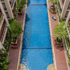 Отель Pattaya Rin Resort Таиланд, Паттайя - отзывы, цены и фото номеров - забронировать отель Pattaya Rin Resort онлайн бассейн фото 3