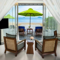 Отель Sunrise Premium Resort Hoi An комната для гостей