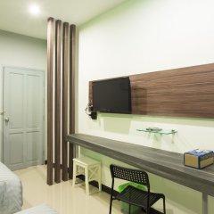 Отель Krabi Inn & Omm Hotel Таиланд, Краби - отзывы, цены и фото номеров - забронировать отель Krabi Inn & Omm Hotel онлайн удобства в номере