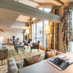 Отель Le Grand Bellevue комната для гостей фото 5