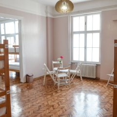 Roommates Hostel Белград комната для гостей фото 4