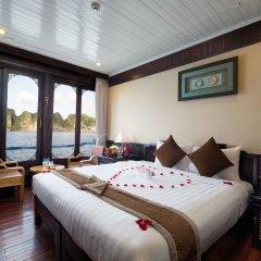 Отель Halong Glory Cruise комната для гостей фото 3