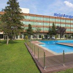 Отель Meliá Barajas Испания, Мадрид - отзывы, цены и фото номеров - забронировать отель Meliá Barajas онлайн спортивное сооружение
