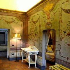 Отель Castello di Limatola Сан-Никола-ла-Страда удобства в номере