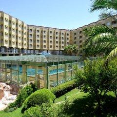 Silence Beach Resort Турция, Сиде - 1 отзыв об отеле, цены и фото номеров - забронировать отель Silence Beach Resort - All Inclusive онлайн спортивное сооружение