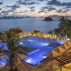 Отель Fiesta Americana Acapulco Villas бассейн фото 2
