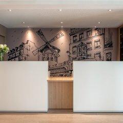 Отель Citadines Maine Montparnasse Париж помещение для мероприятий фото 2