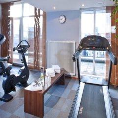 Lindner Hotel Am Michel фитнесс-зал фото 3