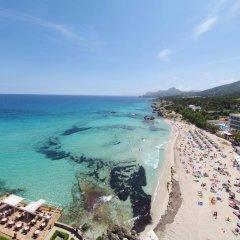 Hotel Clumba пляж