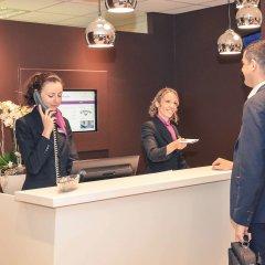 Отель Mercure Lyon Est Chaponnay интерьер отеля