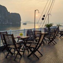 Отель Garden Bay Legend Cruise Вьетнам, Халонг - отзывы, цены и фото номеров - забронировать отель Garden Bay Legend Cruise онлайн бассейн
