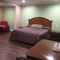 Отель American Inn & Suites LAX Airport комната для гостей фото 5