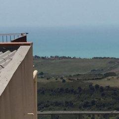 Отель Il Cannolicchio Агридженто балкон