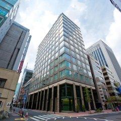 Отель Solaria Nishitetsu Hotel Ginza Япония, Токио - отзывы, цены и фото номеров - забронировать отель Solaria Nishitetsu Hotel Ginza онлайн вид на фасад
