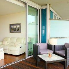 Апартаменты Stay Barcelona Apartments Diagonal Mar комната для гостей фото 2
