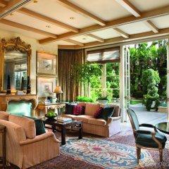 Отель Four Seasons Los Angeles at Beverly Hills интерьер отеля