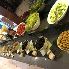 Kndf Marine Otel Турция, Стамбул - отзывы, цены и фото номеров - забронировать отель Kndf Marine Otel онлайн питание фото 3
