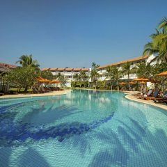 Отель Aonang Villa Resort бассейн