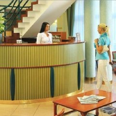 Baross City Hotel интерьер отеля фото 3