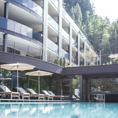 Hotel Bad Fallenbach Горнолыжный курорт Ортлер бассейн фото 3