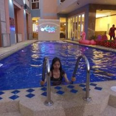 Отель Achada Beach Pattaya Паттайя бассейн фото 2