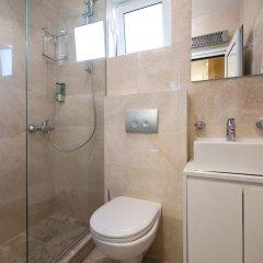 Отель Villa Mia Черногория, Свети-Стефан - отзывы, цены и фото номеров - забронировать отель Villa Mia онлайн ванная