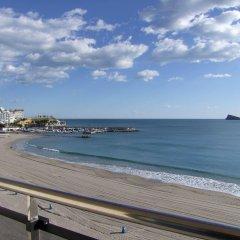 Отель Marconi Hotel Испания, Бенидорм - отзывы, цены и фото номеров - забронировать отель Marconi Hotel онлайн пляж
