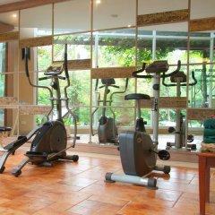 Отель Pakasai Resort фитнесс-зал фото 3