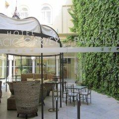 Отель Palacio Garvey Испания, Херес-де-ла-Фронтера - отзывы, цены и фото номеров - забронировать отель Palacio Garvey онлайн питание фото 2