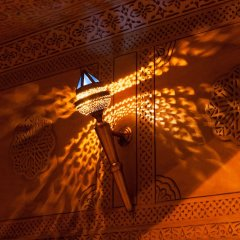 Отель Villa Des Ambassadors Марокко, Рабат - отзывы, цены и фото номеров - забронировать отель Villa Des Ambassadors онлайн интерьер отеля фото 3
