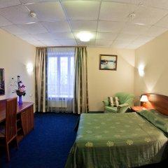 Гостиница Акватика комната для гостей фото 4