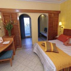 Отель Mediterranee Thalasso-Golf Хаммамет комната для гостей фото 3