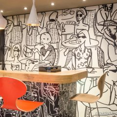 Отель ibis Paris Père Lachaise гостиничный бар
