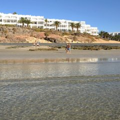 Отель Sotavento Beach Club Коста Кальма приотельная территория