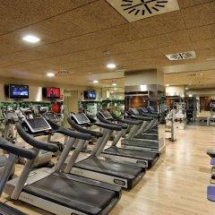Отель Melia Avenida de America фитнесс-зал